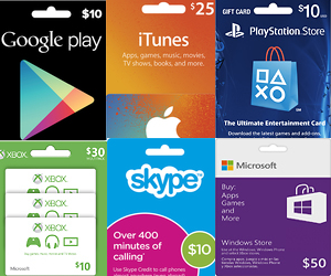 Google play itunes skype sony playstation xbox facebook full price list negle Gallery